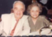 Alberto e Maria Vieira Aguiar fundadores da Alberto Tecidos Cuiabá