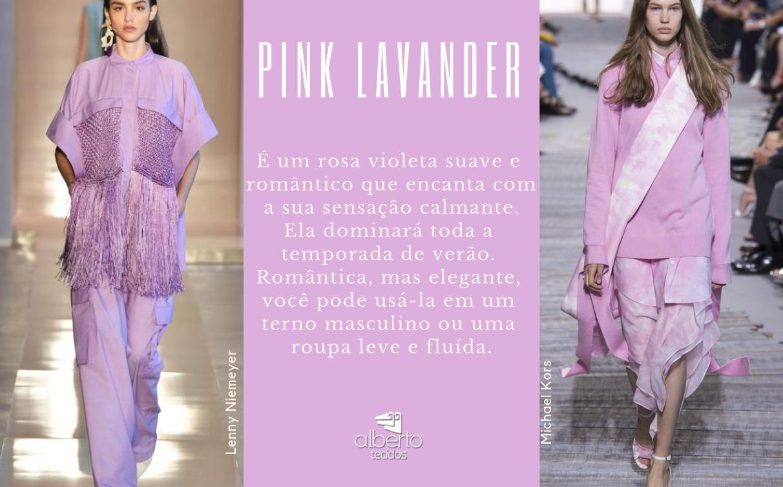 Pink Lavander
