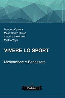 """libro """"Vivere lo sport"""""""