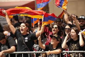 """For when two [Armenians] meet anywhere in the world, see if they will not create a New Armenia."""