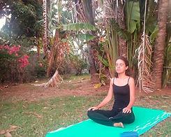 Yoga doux en ligne avec Emilie abonnement