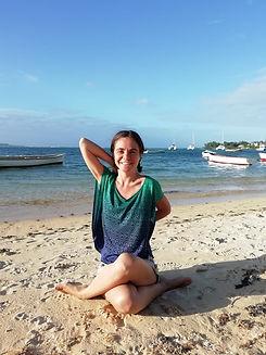 Yoga doux en ligne avec Emilie