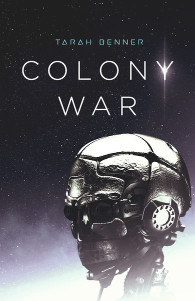 Colony War (Book Two in the Elderon Chronicles)