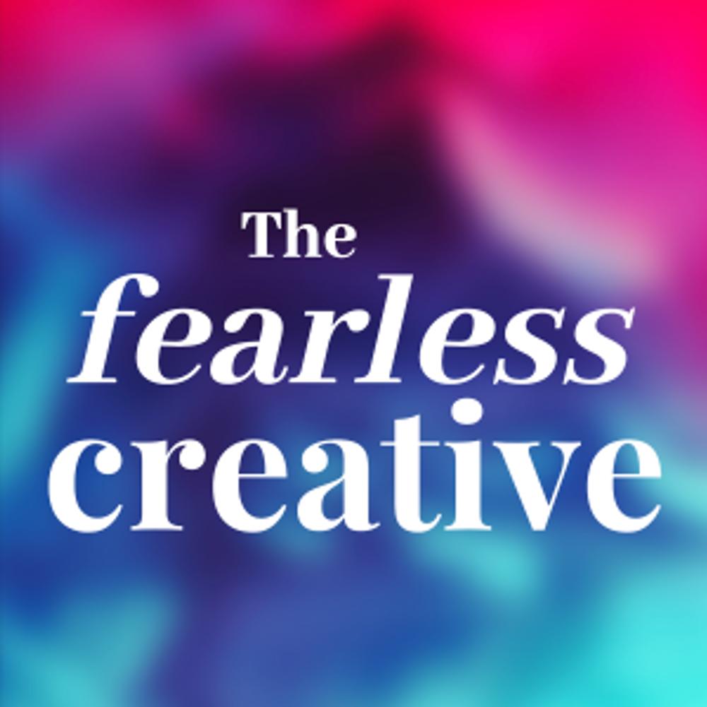 The Fearless Creative Screenshot Blurred