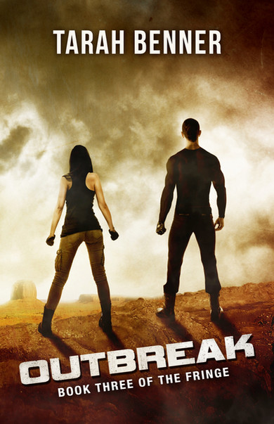 Outbreak (Book Three of The Fringe)