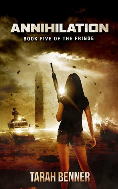 Annihilation (Book Five of The Fringe)