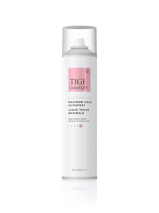 Tigi Maximum Hold Hairspray