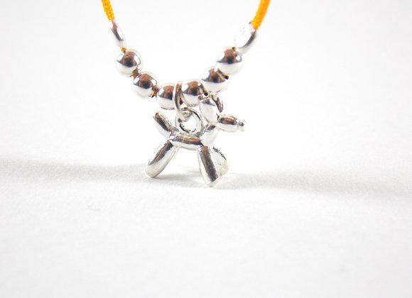 BALLOON - Bracelets cordon argent 925