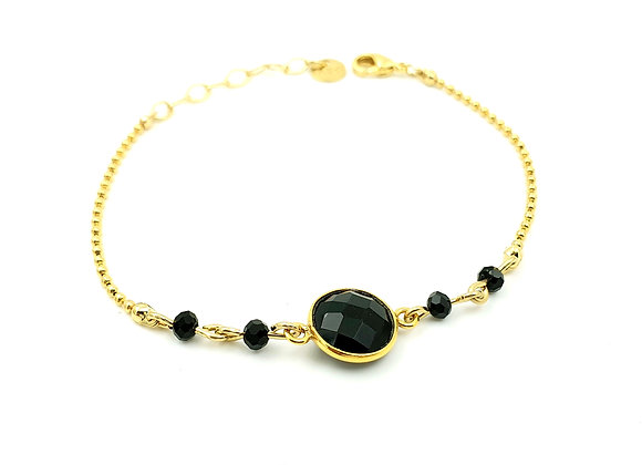 collection GALATEE : le bracelet Onyx