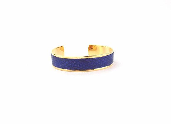 Saumon bleu outremer (15 mm)
