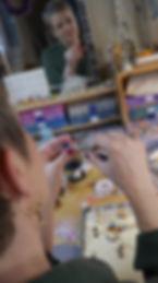 Atelier MEG création - ligne de bijoux