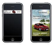 Format regie web Antilles mobile