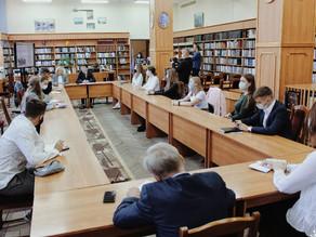 Стратегическая сессия в Таврической академии КФУ им. В.И. Вернадского