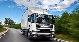 Poids lourds Scania