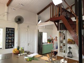 Le studio Tatie Maryse, lieu polyvalent dédié à la créativité culinaire