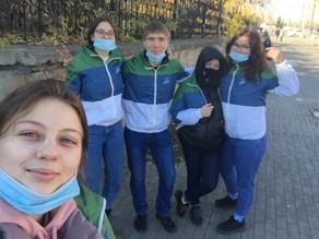 Делаем двор в Челябинске!