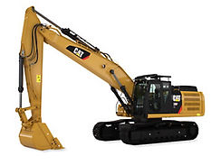 Engins de chantiers CAT
