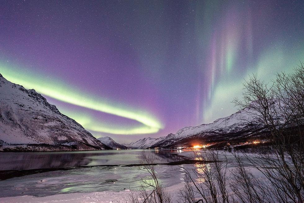 Séjour astronomie Aurores Boréales Norvège