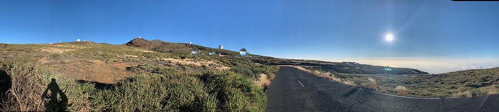 Observvatoire de La Palma - Canaries