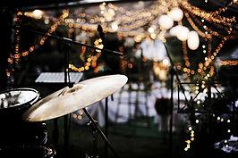 Wedding Band Bühne