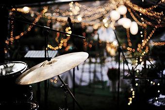 Wedding Band Stage