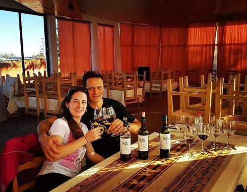 Salar de Atacama Tour del Vino
