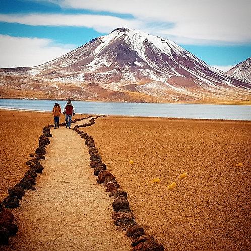 Lagunas Altiplanicas, Piedras Rojas, Tuyaito