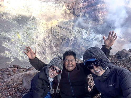 Volcán Lascar