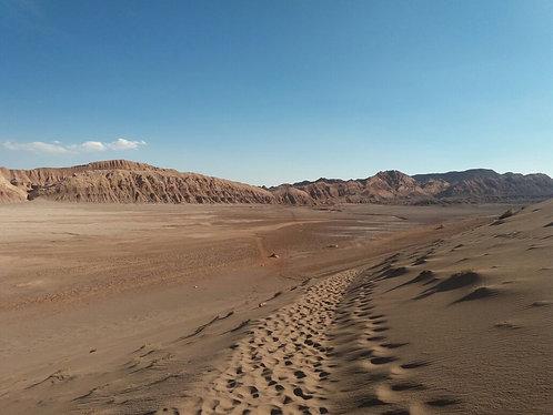 Cornisas Valle de Marte