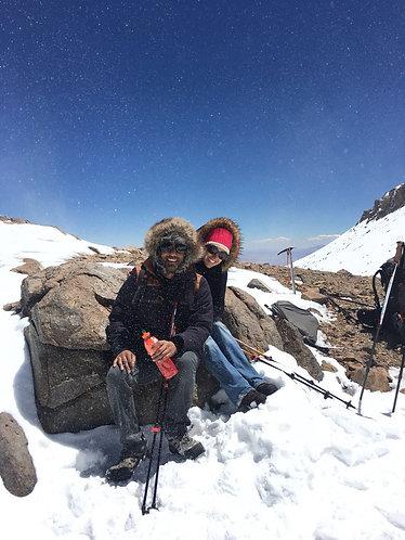 Trekking Copa Coya