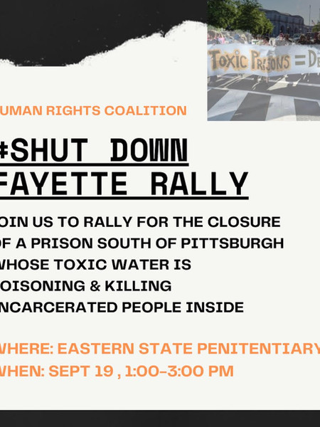 #ShutDownFayette Sept 19th!