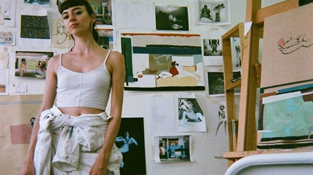 EHV x The Arts: Interview with Sophie Goudman-Peachey aka @peach.face