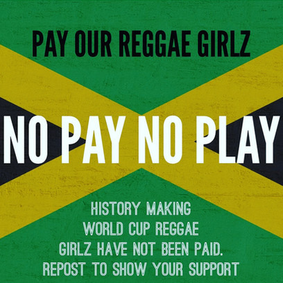 EHV x Womxn in Sport: No Pay No Play - Jamaica, Women's Soccer World Cup and the Gender Pay Gap