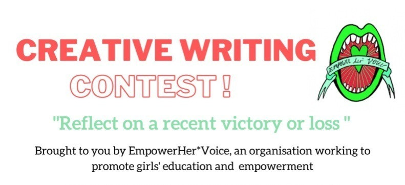 Creative Writing Contest 2020: Winners!