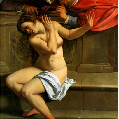 Forgotten Womxn in Art History: Artemisia Gentileschi