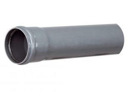 Tuyau PVC à joint diam. 200 mm L. 3 m CR8 SN8 NF pour l'assainissement