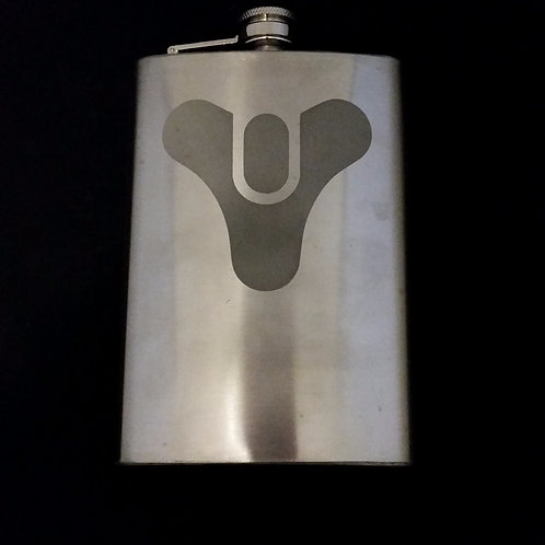 Destiny Metal Flask