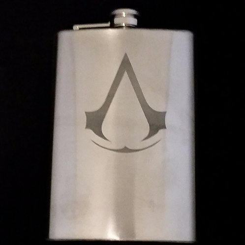 Assassin's Creed Metal Flask
