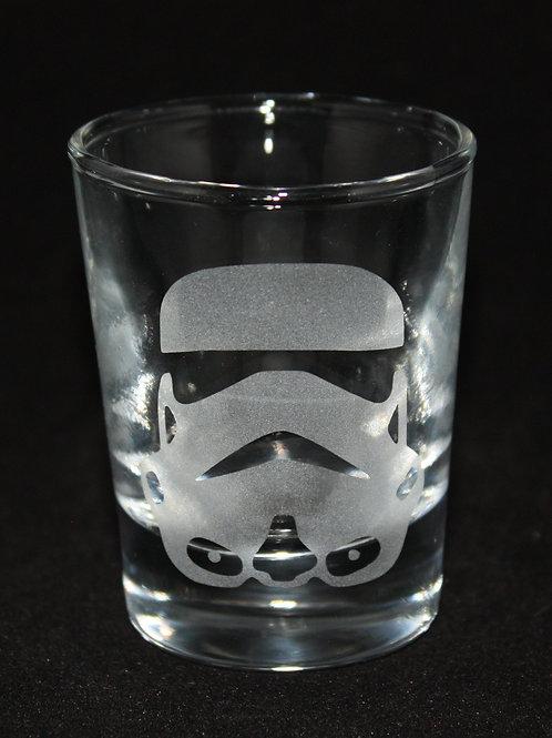 Stormtrooper Shot Glass