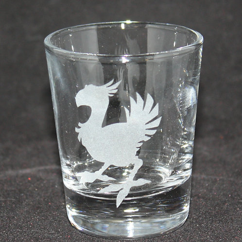 Final Fantasy Chocobo Shot Glass