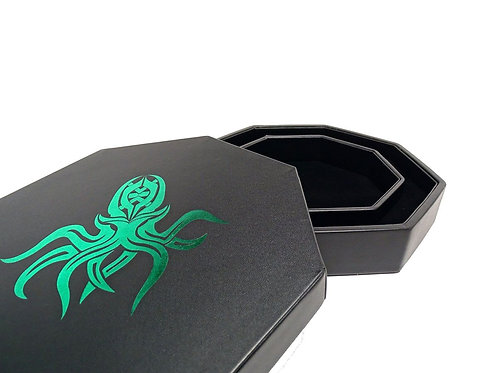 Cthulhu Covered Dice Tray