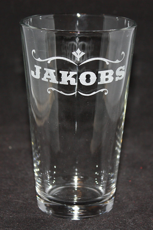 Borderlands Jakobs Pint Glass