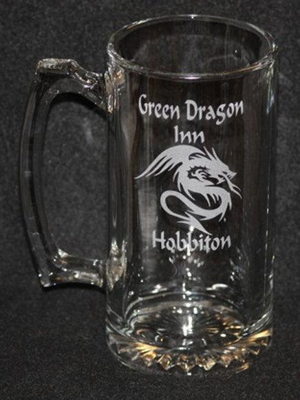 Lord of the Rings Green Dragon Inn Mug