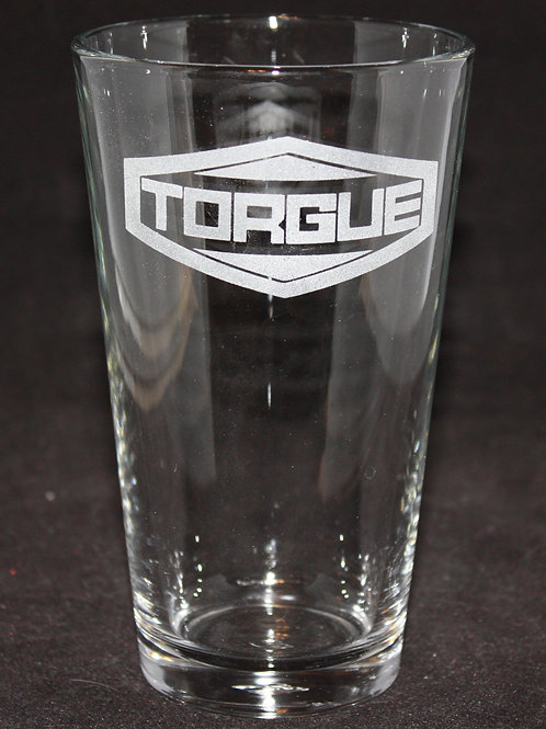 Borderlands Torgue Pint Glass