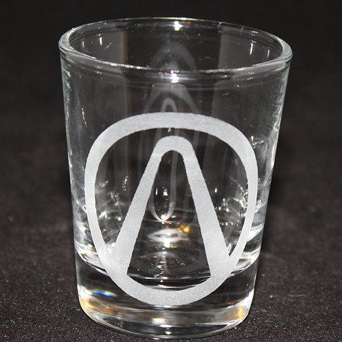 Borderlands Vault Shot Glass