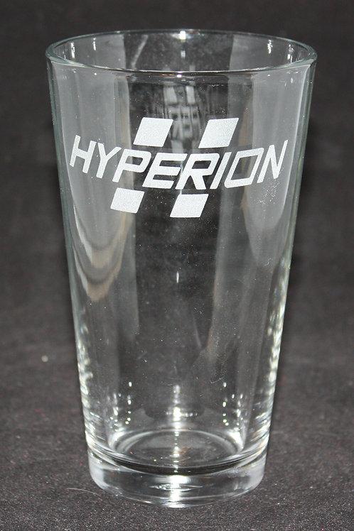 Borderlands Hyperion Pint Glass