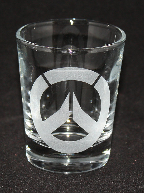 Overwatch Shot Glass