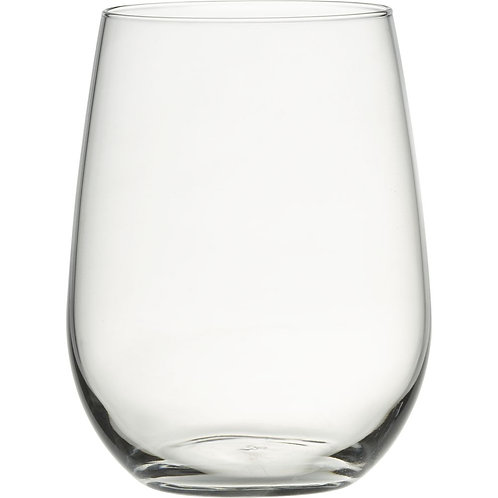 """Design Your Own"" Stemless Wine Glass"