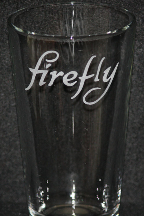 Firefly Serenity Firefly Logo Pint Glass