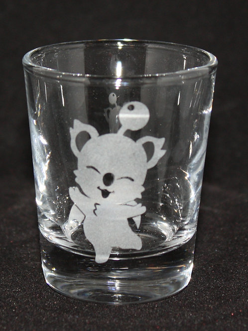 Final Fantasy Moogle Shot Glass